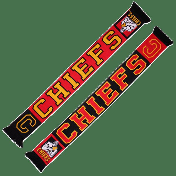 Chiefs Collegiate Jacquard Scarf