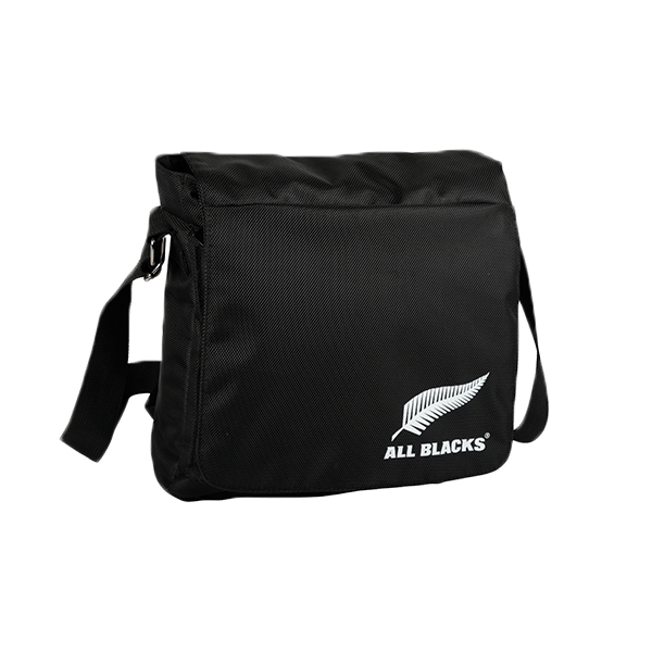 All Blacks Messenger Bag