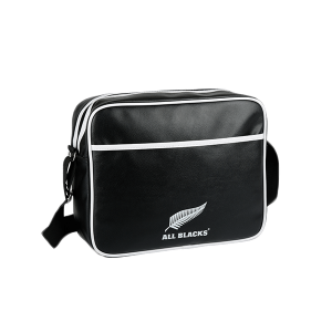 All Blacks Retro Messenger Bag