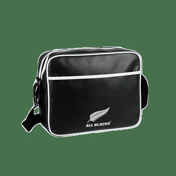 All Blacks Retro Messenger Bag