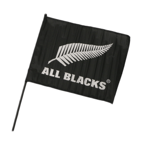 All Blacks Flag Medium