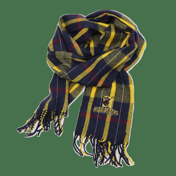 Highlanders Tartan Scarf