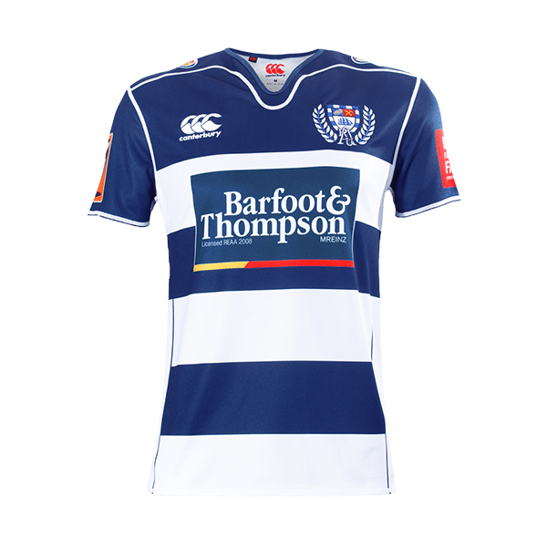 b94052e5457 Auckland Mitre 10 Cup Home Jersey | Champions of the World