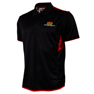 Canterbury Rugby Media Polo