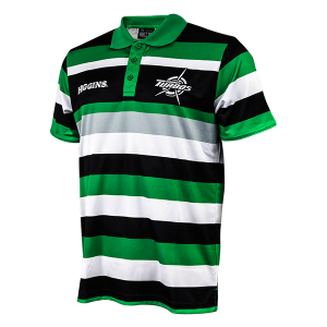 Manawatu Rugby Media Polo Shirt