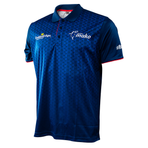 Tasman Rugby Media Polo Shirt