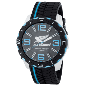 All Blacks Analog Quartz