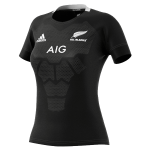All Blacks Womens Home Jersey