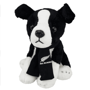 All Blacks Soft Toy Puppy
