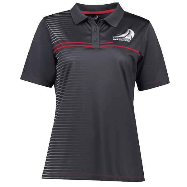 Emirates Team New Zealand Womens Trimmer Polo