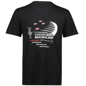 Emirates Team New Zealand Victory Tee