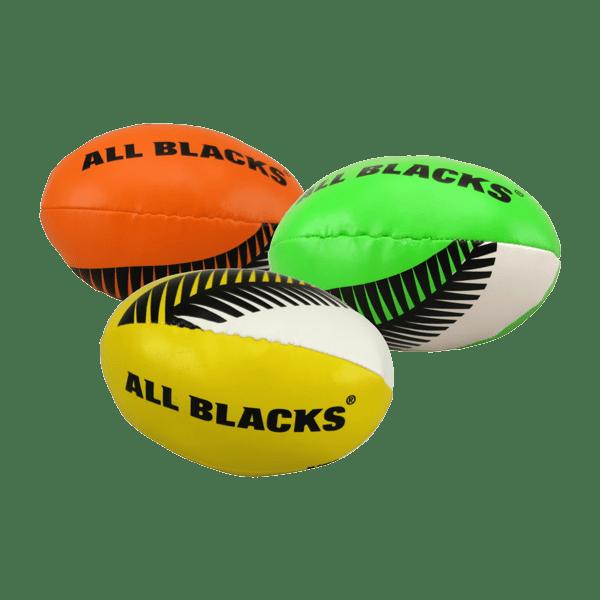 All Blacks Fluro Foam Ball