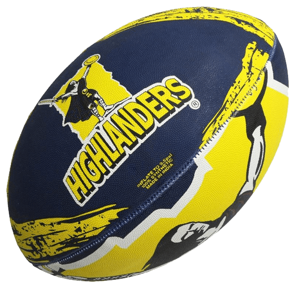 Highlanders Super Rugby Supporter Ball