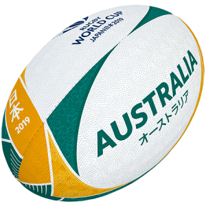 Rugby World Cup 2019 Australia Supporter Ball
