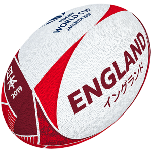 Rugby World Cup 2019 England Supporter Ball