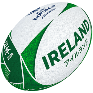 Rugby World Cup 2019 Ireland Supporter Ball