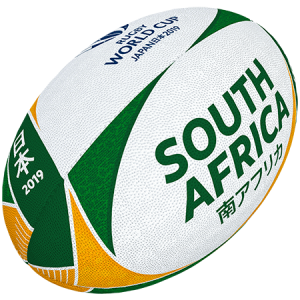 Rugby World Cup 2019 South Africa Supporter Ball