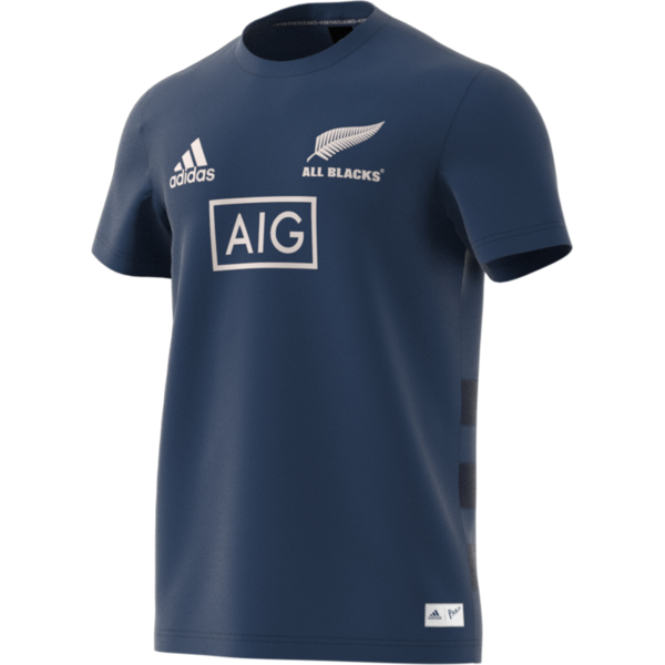 fea47125 All Blacks Parley Performance Tee   Champions Of The World