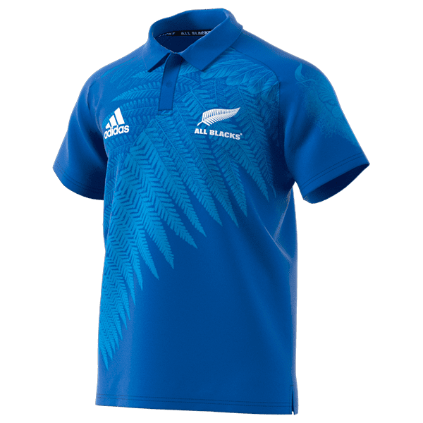 All Blacks RWC Anthem Polo