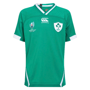 Ireland RWC Youth Home Jersey