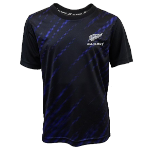 All Blacks Sublimated T Shirt - Kids