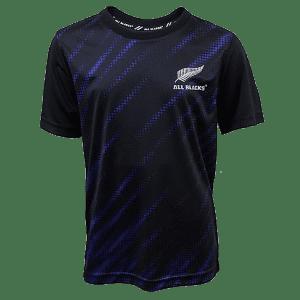 All Blacks Sublimated T Shirt - Kids
