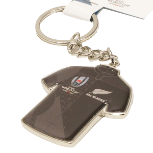 All Blacks RWC Jersey Keyring