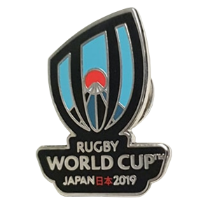 RWC Black Logo Pin