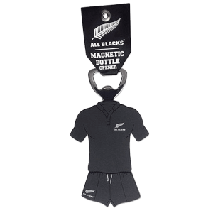 All Blacks Bottle Opener