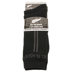 All Blacks Business Socks 2 Pack