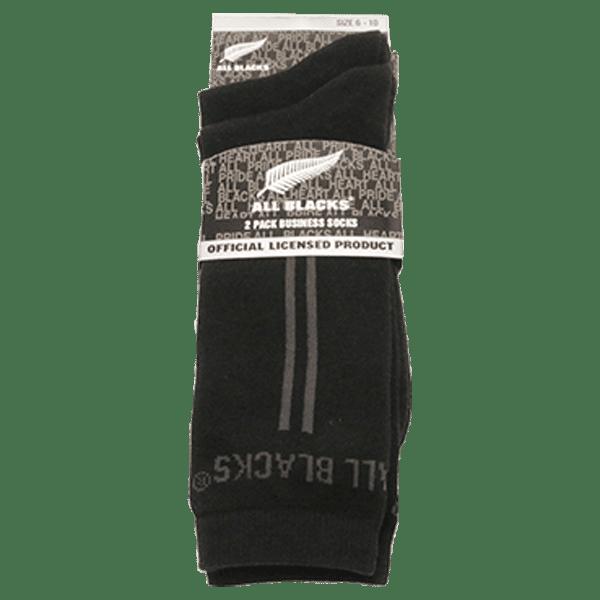 All Blacks Business Socks 2 Pack