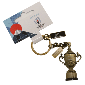 All Blacks RWC Webb Elis Trophy Keyring
