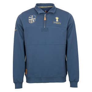 RWC Webb Ellis Cup Zip Sweater