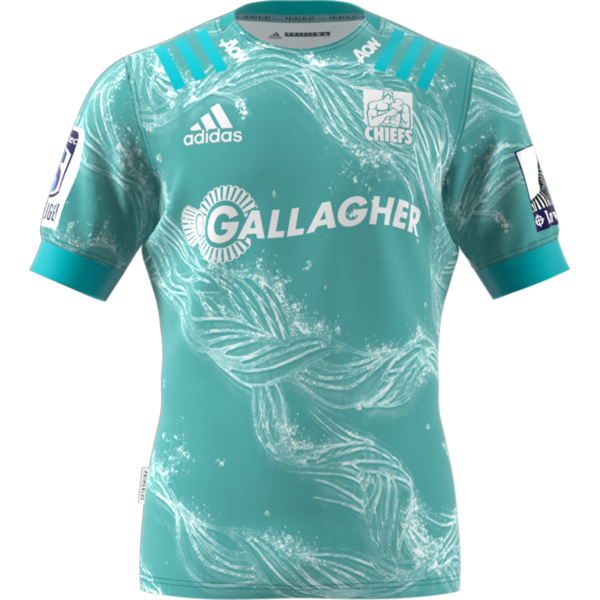 Chiefs Primeblue Super Rugby Away Jersey