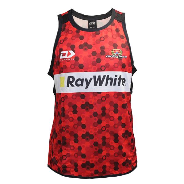 Canterbury Rugby Training Singlet | Champions Of The World