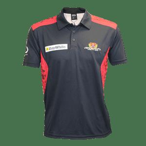 Canterbury Rugby Media Polo Shirt