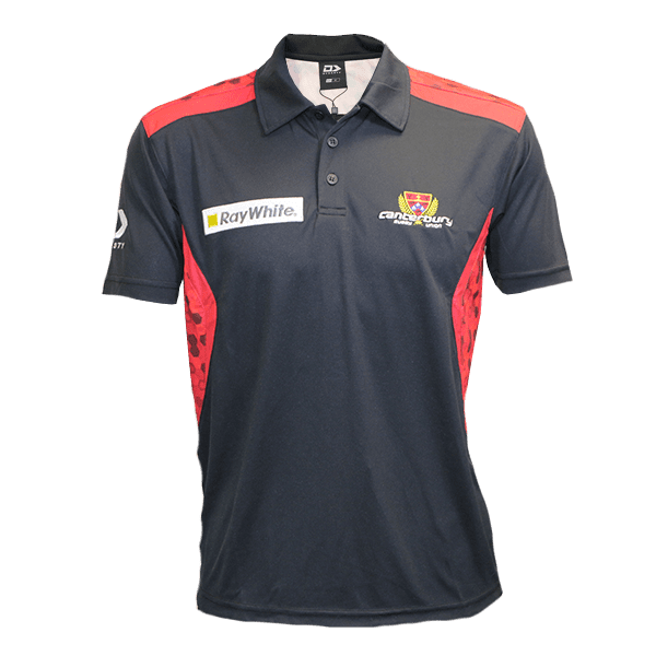 Canterbury Rugby Media Polo Shirt