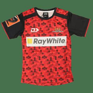 Canterbury Rugby Kids Training T Shirt