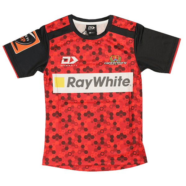 Canterbury Rugby Kids Training T Shirt