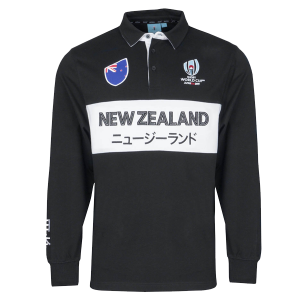 RWC New Zealand Rugby Jersey