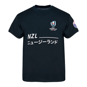 RWC New Zealand Country Tee