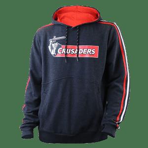Crusaders Super Rugby Pullover Hoody