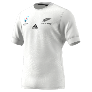 All Blacks RWC Away Jersey