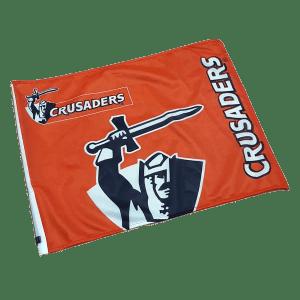 Crusaders Supporter Flag