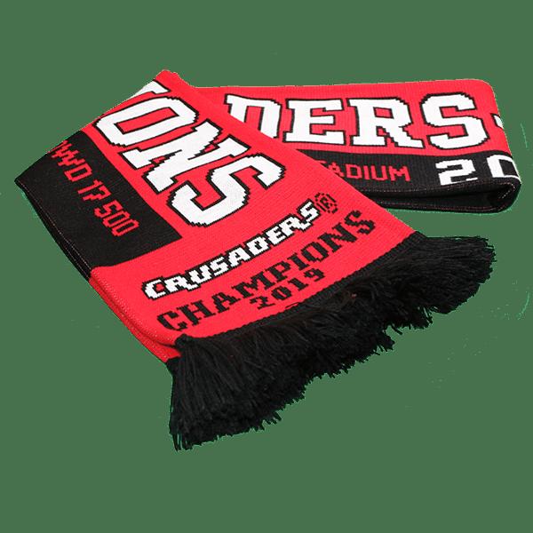Crusaders Winners Scarf 2019