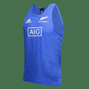 All Blacks Rugby World Cup Y-3 Singlet