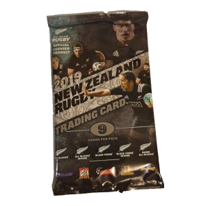 New Zealand Trading Card Pack 2019