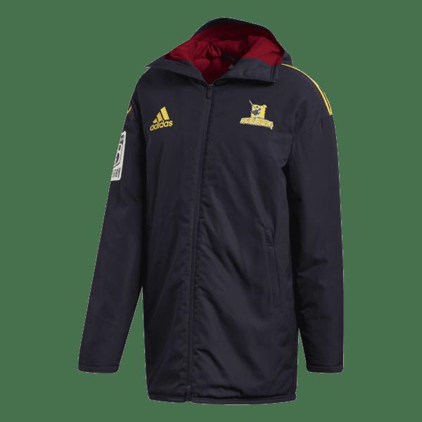 Highlanders Stadium Jacket