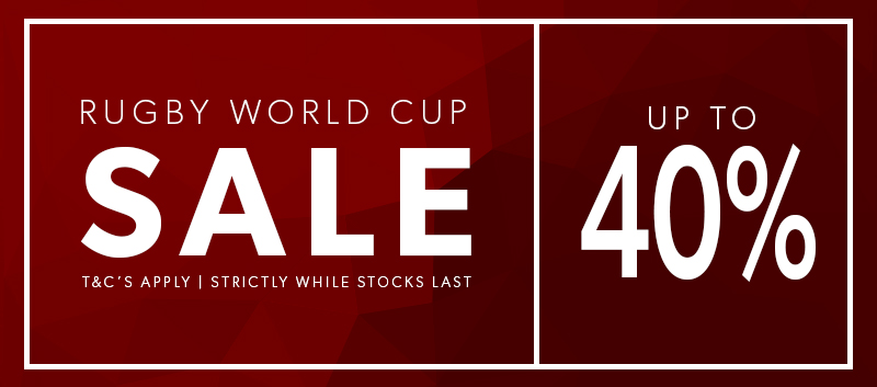 Rugby World Cup Sale