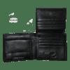 All Blacks Folding Wallet